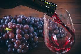 紅酒與紅葡萄皮的色素